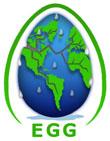 enduring green globe logo